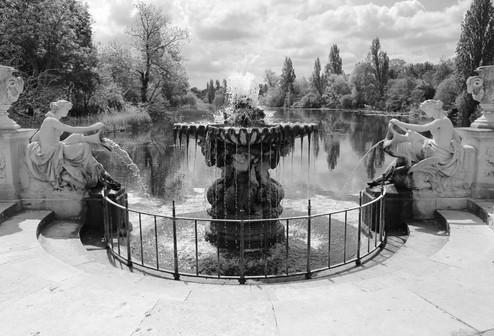 """""""Kensington Garden"""" London"""