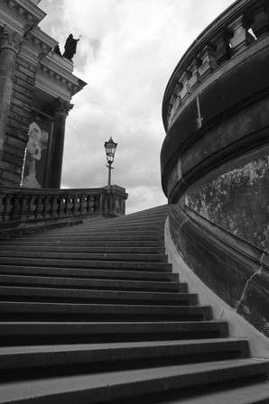 """Brühlsche Terrasse"" Dresden"