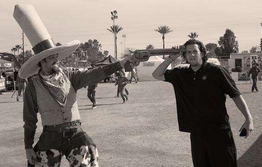 """""""Coors"""" La Fiesta de los Vaqueros, Tucson, AZ"""