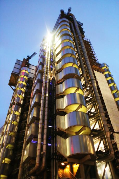"""Lloyd's Building"" London"
