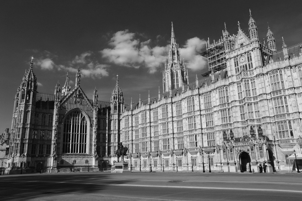 """Buckingham Palace"" London"
