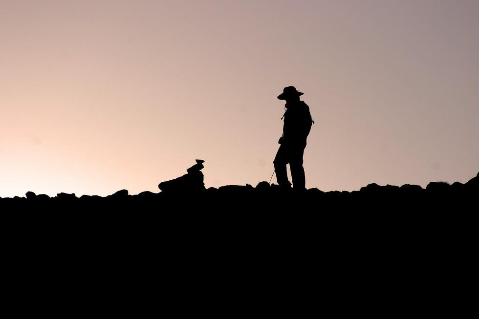"""""""Hunting"""" Crater Monturaqui, II Región"""