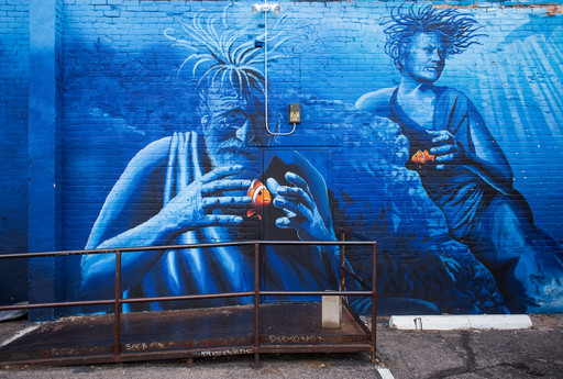 """Untitled"" Downtown Tucson, AZ"