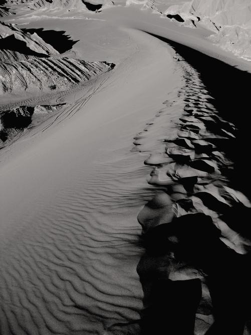 """""""Sandboard"""" Valle de la Muerte, II Región"""