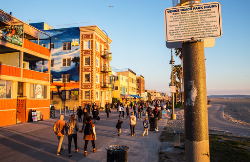 """Untitled"" Venice Beach, CA"