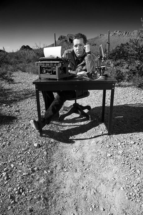 """""""Geoffrey Notkin""""Saguaro National Park West"""