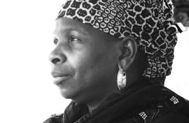 """""""Madame"""" African Village- Gem Show, Tucson, AZ"""
