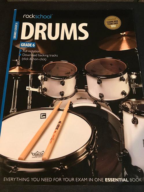 Drums Grade 6