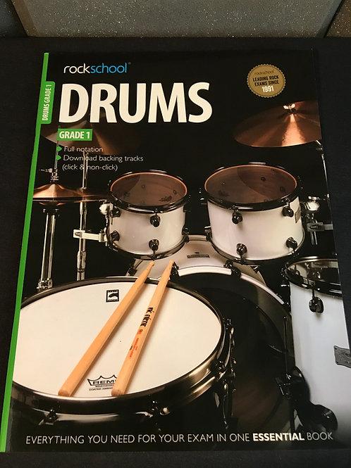Drums Grade 1