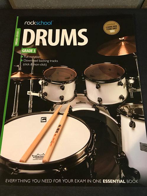 Drums Grade 3