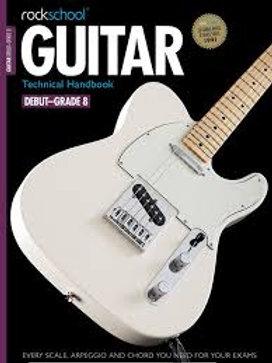 Guitar Technical Handbook Deb-G8
