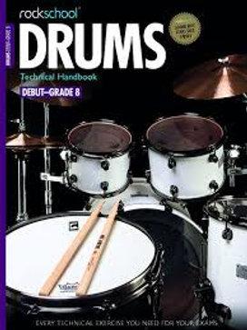 Drums Technical Handbook Deb-G8