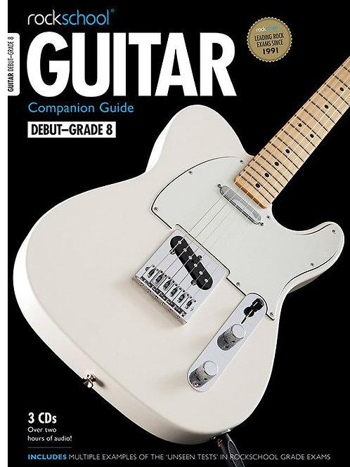 Guitar Companion Guide Deb-G8