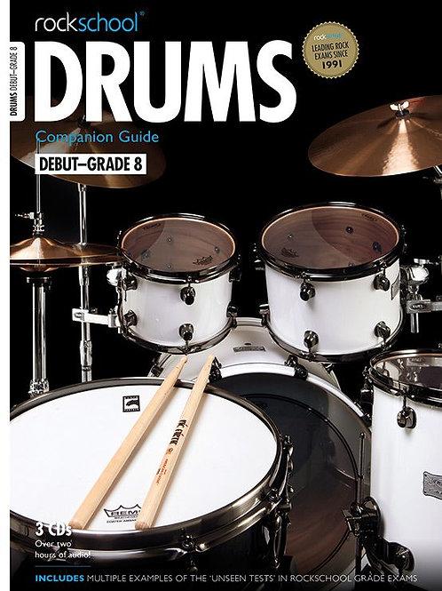 Drums Companion Guide Deb-G8