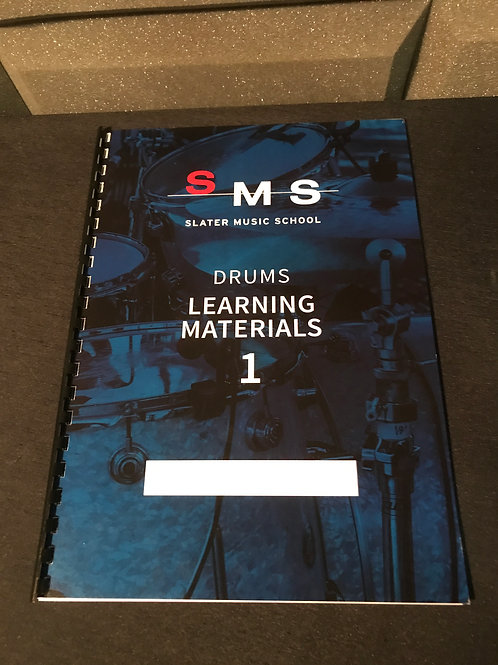 Drums Leaning Materials 1