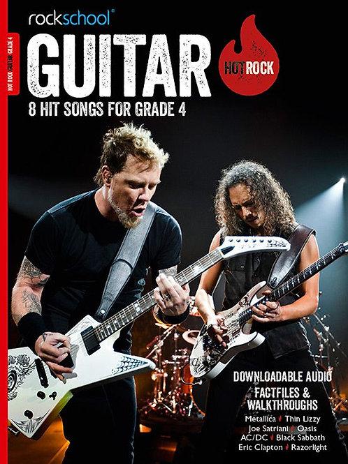 Guitar Hot Rock G4