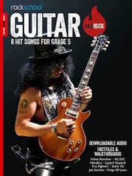 Guitar Hot Rock G5
