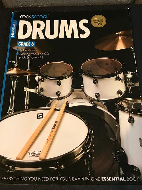Drums Grade 8