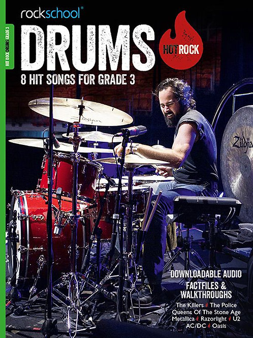 Drums Hot Rock G3