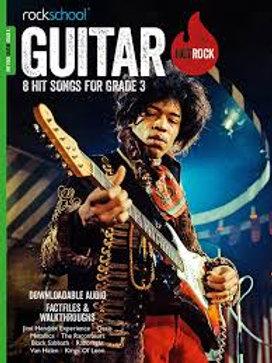 Guitar Hot Rock G3