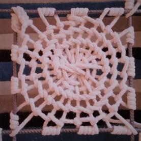5 Spiral woven magic $38 a square full c