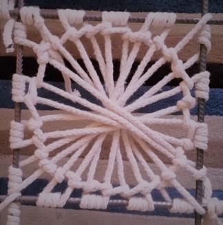 9 wheel woven magic $37 a square full co
