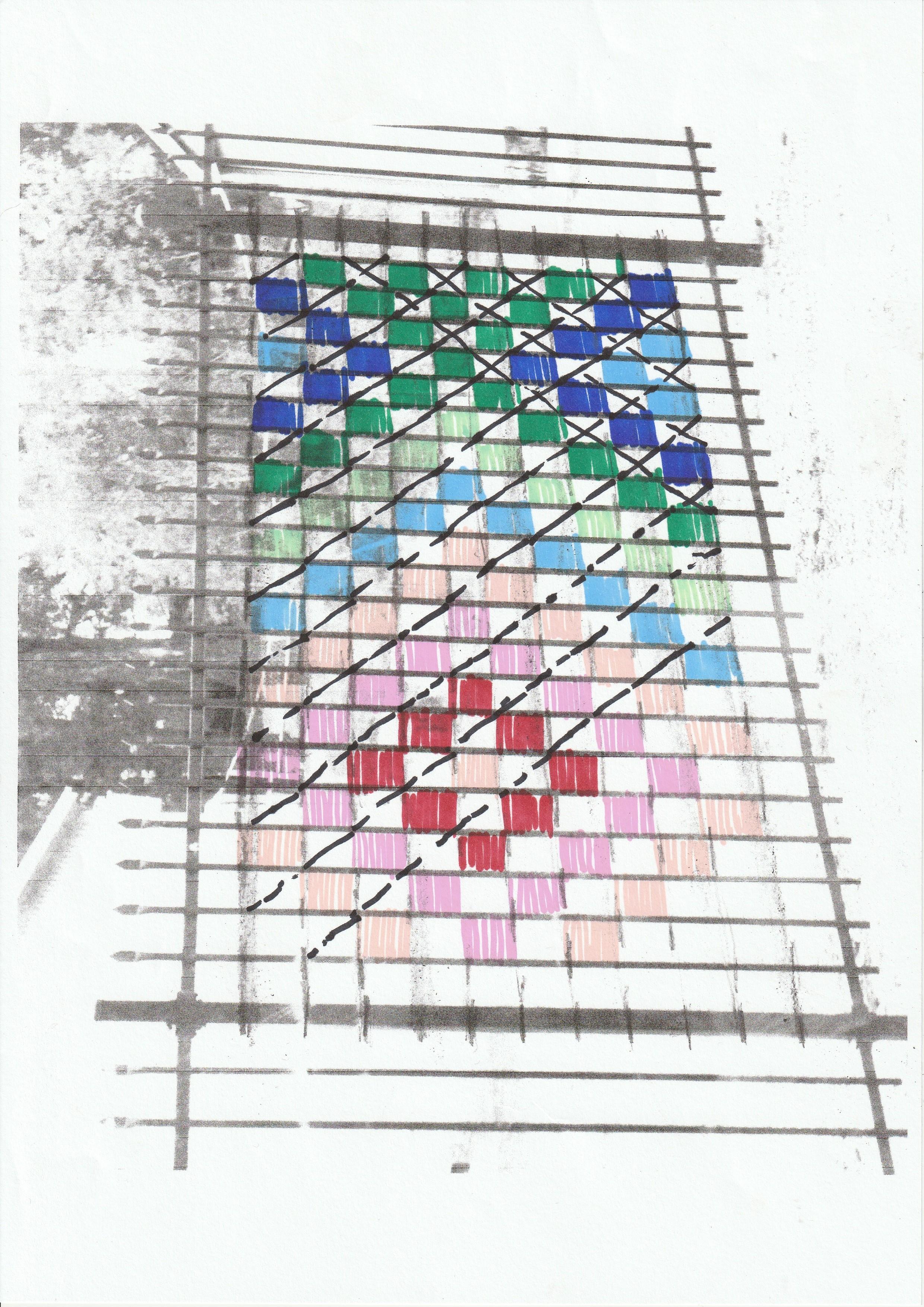FAB fence decoration