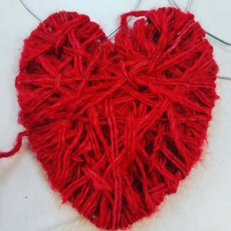 Woven craft