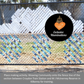 Placemaking Weaving Community
