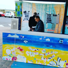 Celabrate largs bay placemaking project