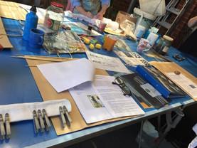 Indigo workshop