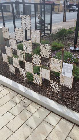 Pepper street art centre install