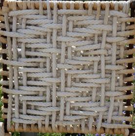 21 random woven magic $38 a square check