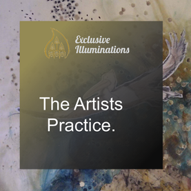 The Artists practice