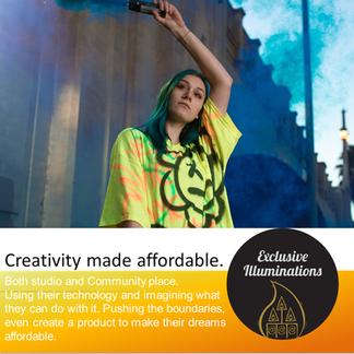 Workshops teenager creativity