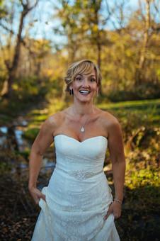 Wedding shoot by Shawnee Custalow