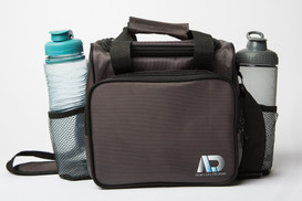 Agile Life Designs Bag with 2 Water Bottles