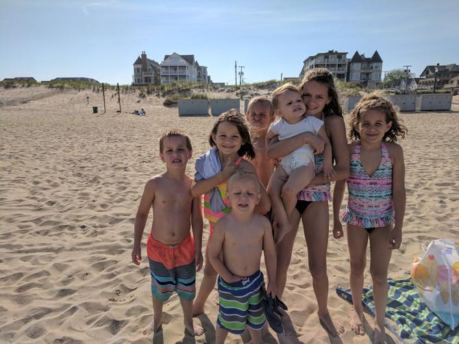 Low Stress Beach Day Trips
