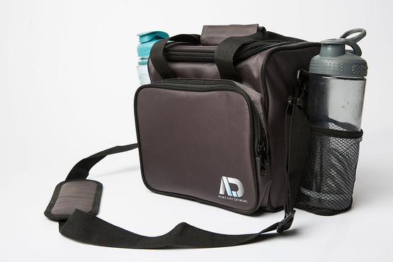Agile Life Designs Lunch Bag with Water Bottles