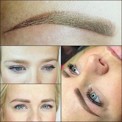 Ombre brows ♡ _ wordt nog zeker 30 - 40