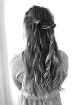 Hair by Lauren Bremer