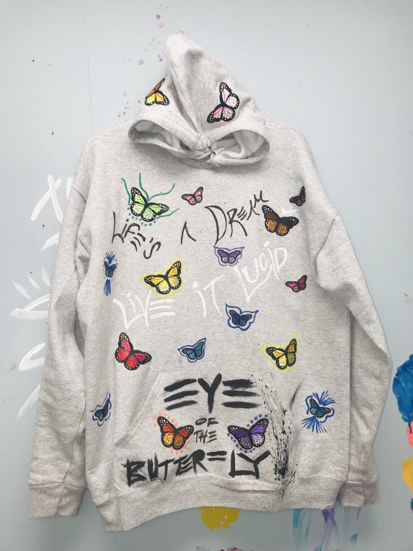 Thumbnail: Eye of Butterfly 🦋
