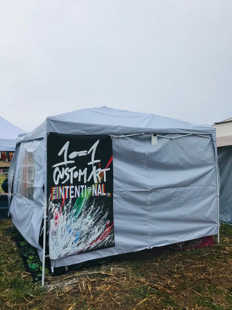 INT Tent Rental