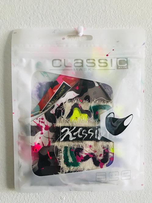 'Kassidy' Gas Mask