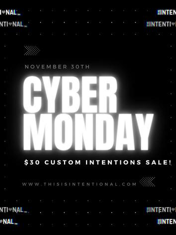 Cyber Monday Animated Social Media Squar