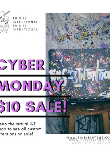 Cyber Monday Clothing Sale Instagram Pos