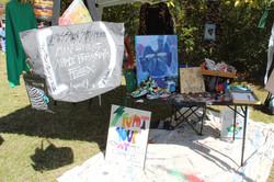 INT Vendor Tent