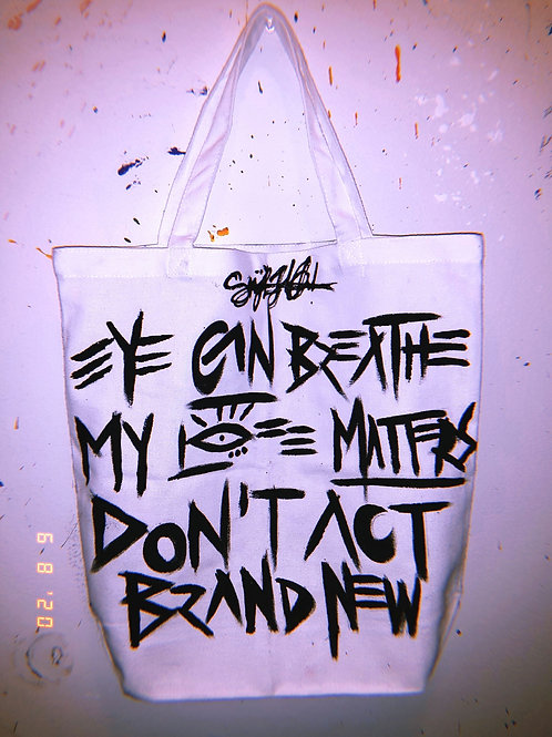 DON'T ACT BRAND NEW