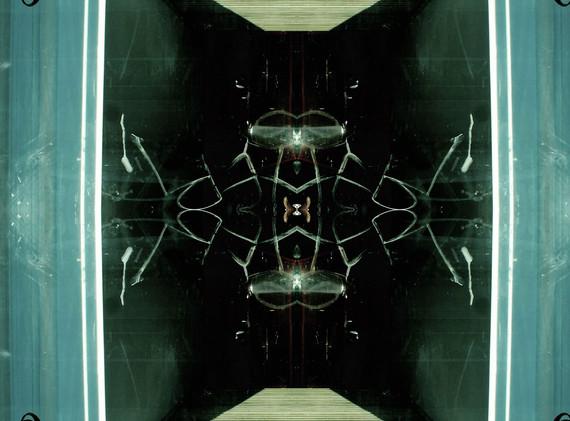 ODDS geometric graphic