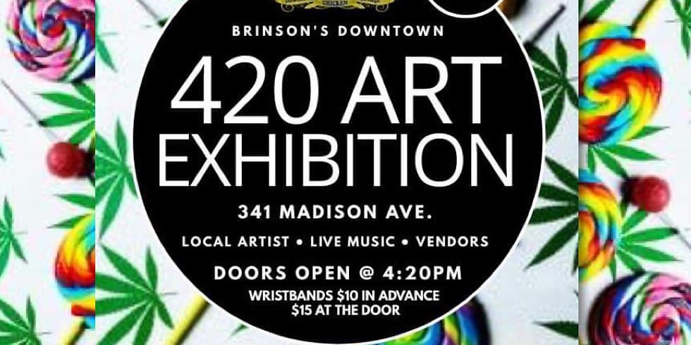 420 ART EXHIBITION